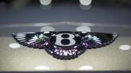 Bentley-Plakette