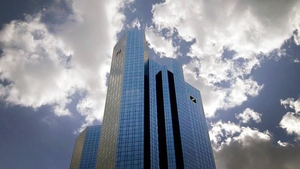 Deutsche Bank gegen außergerichtliche Einigung im Zins-Streit