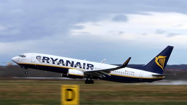 Ryanair zeigt sich optimistisch