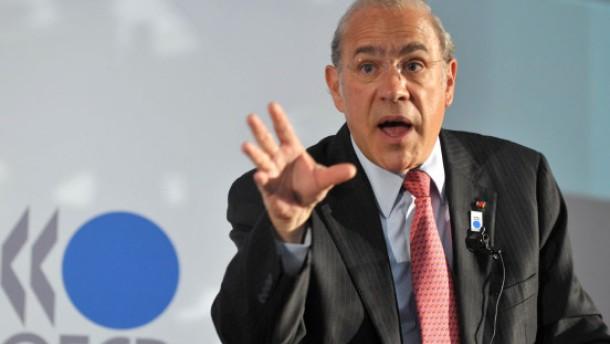 OECD wirbt für Geld und Garantien
