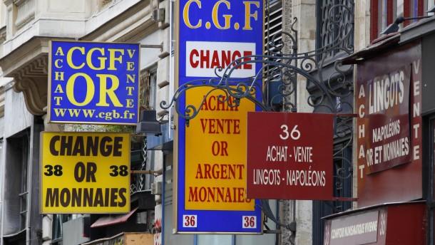 Frankreichs Wirtschaft stagniert