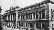 Die Reichsbank in Berlin
