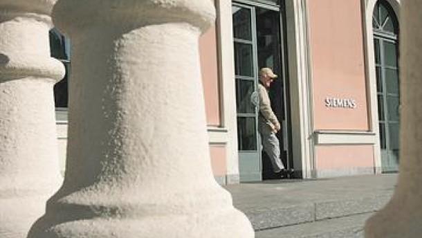 Siemens erreichen die langen Schatten der Vergangenheit