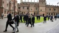 Das Eton College, gegründet im Jahr 1440, zieht Schüler aus der ganzen Welt an.