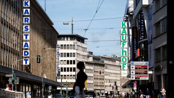 Fusion von Karstadt und Kaufhof wird genehmigt