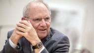 Schäuble bremst EU-Einlagensicherung