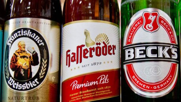 Millionenbuße gegen Bierkartell