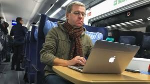 Mit der Bahn nach Berlin