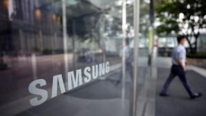 Samsung steigert Quartalsgewinn um 72 Prozent