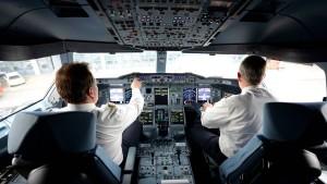 Hautkrebs-Risiko bei Piloten deutlich höher