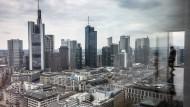 Die Frankfurter Skyline: Sitzt in einem dieser Türme bald die Europäische Bankenaufsicht?