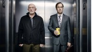 """Schlechtes Vorbild? Bob Odenkirk (rechts) als Anwalt """"Saul Goodman"""" in der Serie """"Better Call Saul"""""""