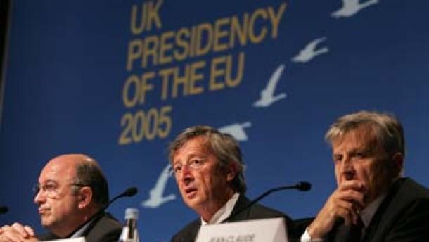 Das Euro-Dreigestirn
