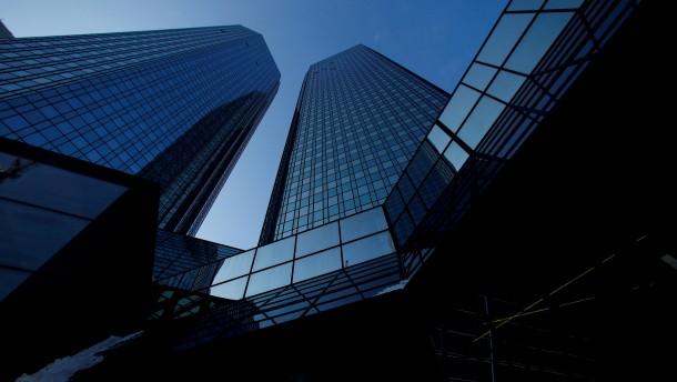 Cerberus soll die Deutsche Bank retten