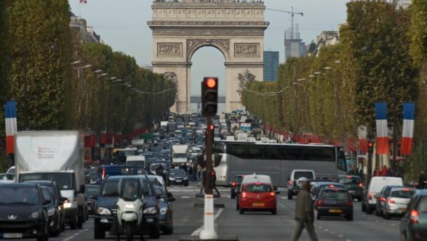"""Eine """"Schocktherapie"""" soll Frankreich helfen"""