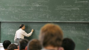 Studenten lieben die gute alte Tafel