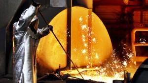 Thyssen-Krupp wird zur Welt-Schmiede