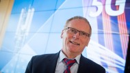 Der Präsident der Bundesnetzagentur Jochen Homann