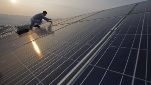 Erneuerbare überholen Kohle