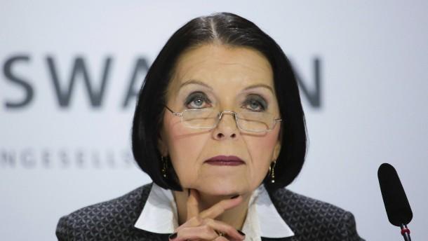 VW-Ethik-Chefin bekommt bis zu 15 Millionen Euro Abfindung