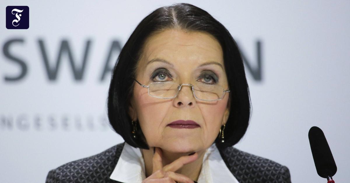 Managerin: VW-Ethik-Chefin bekommt bis zu 15 Millionen Euro Abfindung