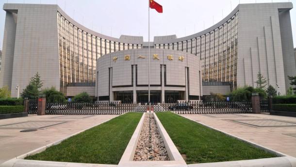 Chinas Zentralbank bereitet Konjunkturstützung vor