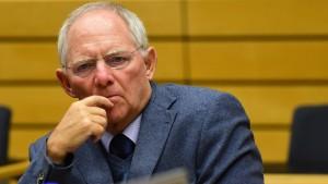 Schäuble: Neuer Tsipras-Brief hilft nicht weiter