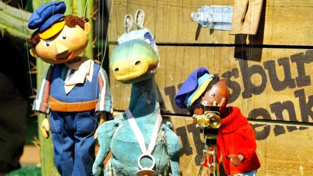 Puppentheater gegen Schwarzarbeit
