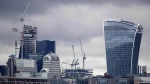 Noch herrscht Leben am Londoner Büromarkt