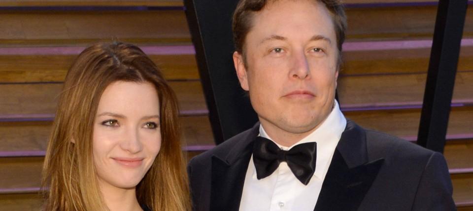 Elon Musk Frauen