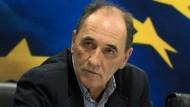 Giorgos Stathakis, griechischer Wirtschaftsminister