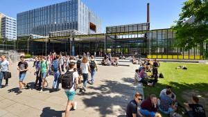 TU Eindhoven soll keine Männer ausschließen