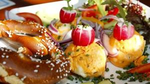 Bayerischer Käsekampf