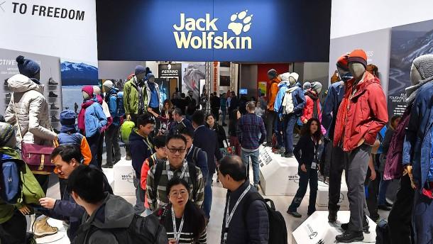 Kalifornischer Konzern kauft Jack Wolfskin