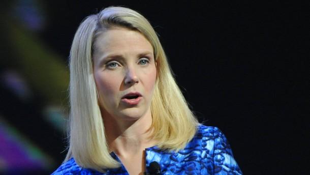 Yahoo findet langsam in die Spur