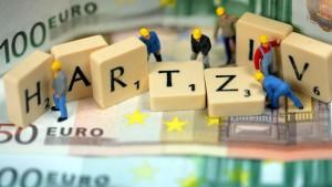 Streit um Hartz-IV-Strafen für junge Menschen