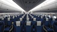 Urlauber konnten auf cosmita.com Sitzplätze, Essen und andere Dienstleistungen für ihren Flug auswählen.