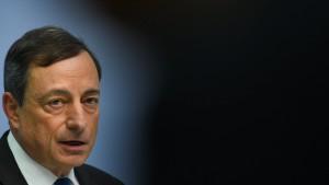 Der Glaube an Draghis Zauberkräfte schwindet