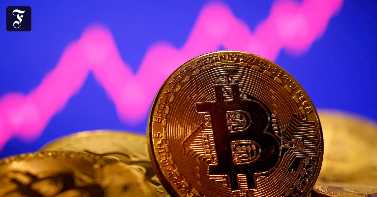 Bitcoin gewinnt immer mehr an Akzeptanz - FAZ - Frankfurter Allgemeine Zeitung