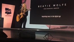 Singer-Songwriter Beatie Wolfe