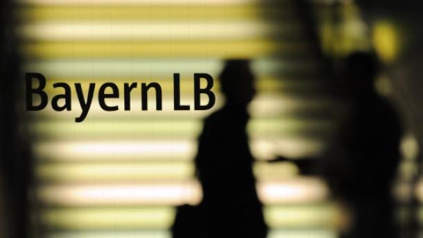Schrumpfkur für die Bayern LB