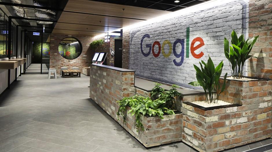 Bald noch jemand da? Im Juli 2018 eröffnete Google ein neues Büro in Melbourne.