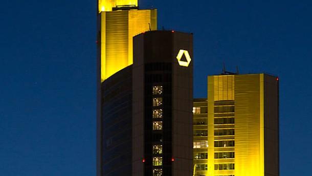 Commerzbank heuert Goldman für Übernahmepläne an