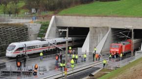Katzenbergtunnel wird eröffnet