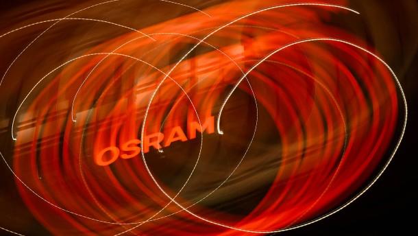Osram-Übernahme durch AMS – der zweite Versuch