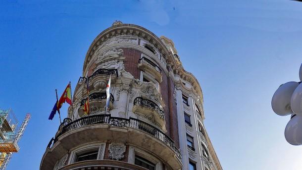 Paukenschlag in Spanien