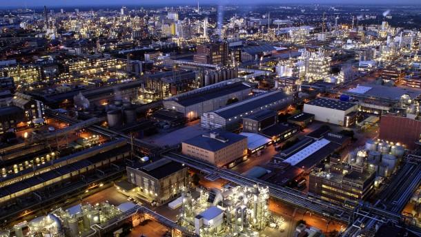 Amerikas billiges Gas beflügelt BASF