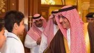 Saudi-Arabien tilgt Milliarden-Schulden bei Baufirmen