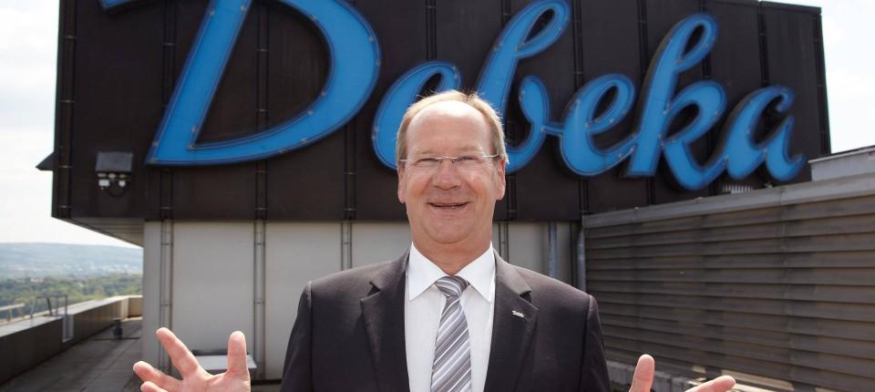 Debeka Chef Uwe Laue Saubermann Im Schlamm Menschen Wirtschaft