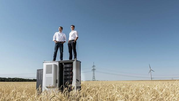 Die Riesen-Batterien aus Wittenberg